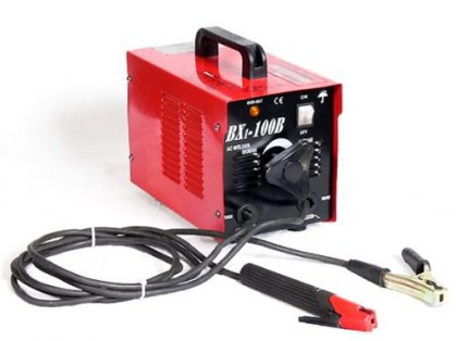 Pitbull Ultra-Portable 100-Amp Electric Arc Welder